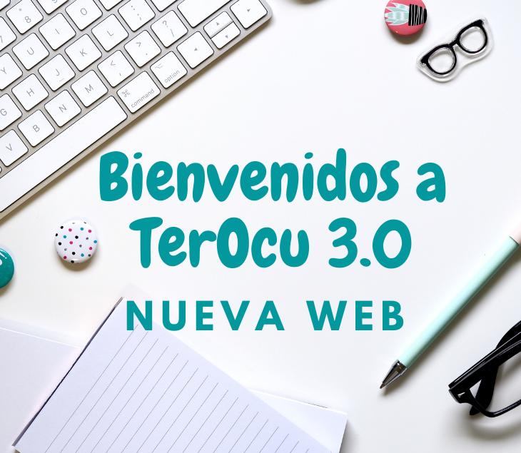 Bienvenidos nueva web