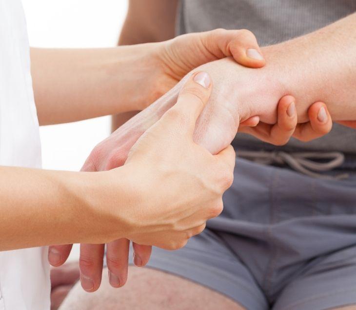 rehabilitación de mano y terapia ocupacional