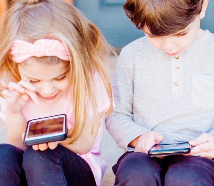 uso excesivo de pantallas en niños
