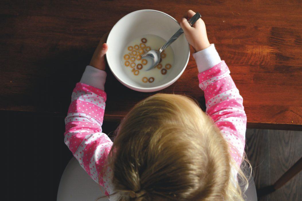 por qué mi hijo no come